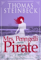 MRS. PENNGELLI AND THE PIRATE - Cover
