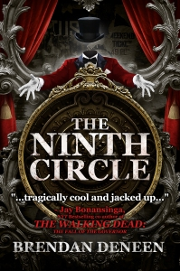 Permuted Press - THE NINTH CIRCLE, Deneen - Cover